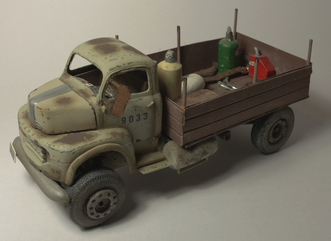 ford COE 1950 1:25